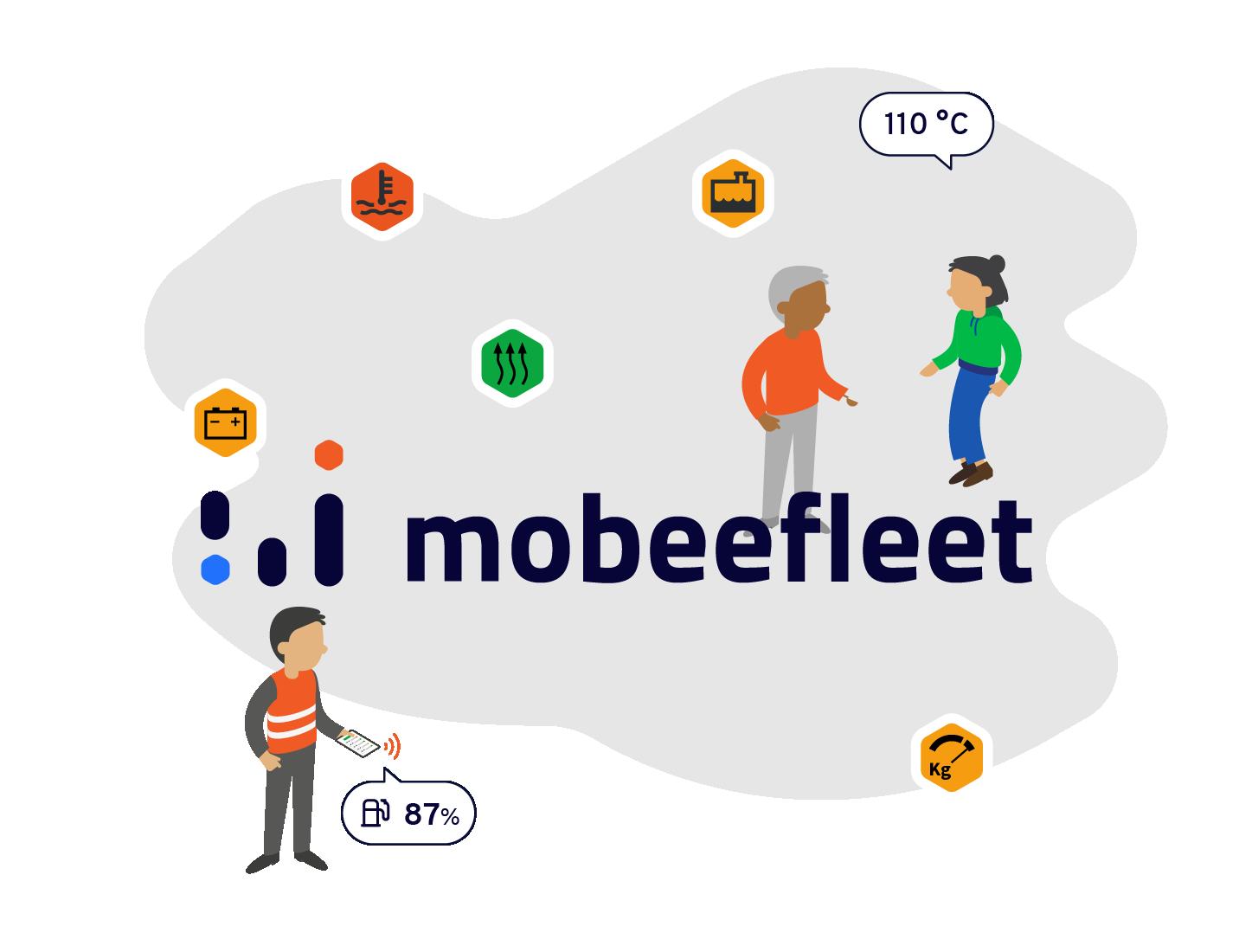 Mobeefleet est un bouquet de services pensé, édité, et opéré par DigiMobee.