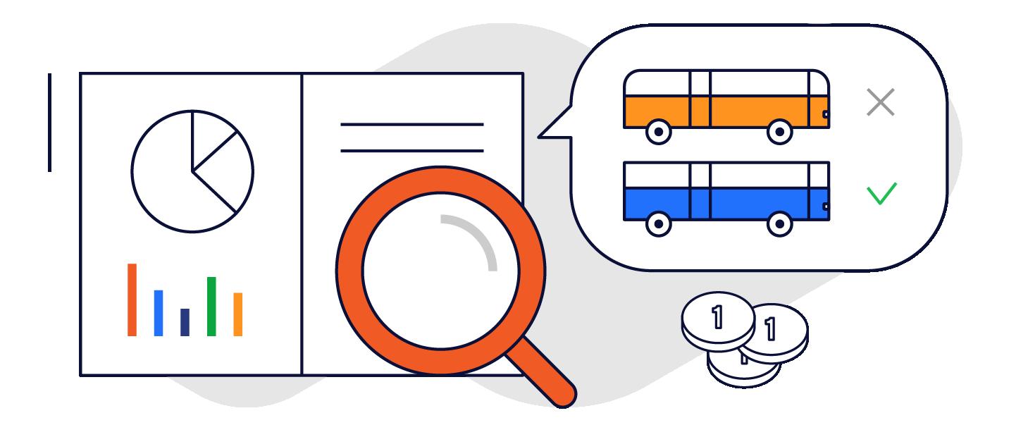 Mobeefleet Patrimoine vous permet de suivre des indicateurs factuels sur la composition, la fiabilité, la disponibilité et l'exploitation de tous vos véhicules.